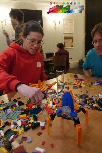Brick Separator - Building In Action