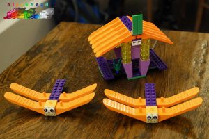 Brick Separators - Boats & Insects