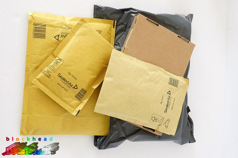 Haul #14, 24th Feb '18 - Packets