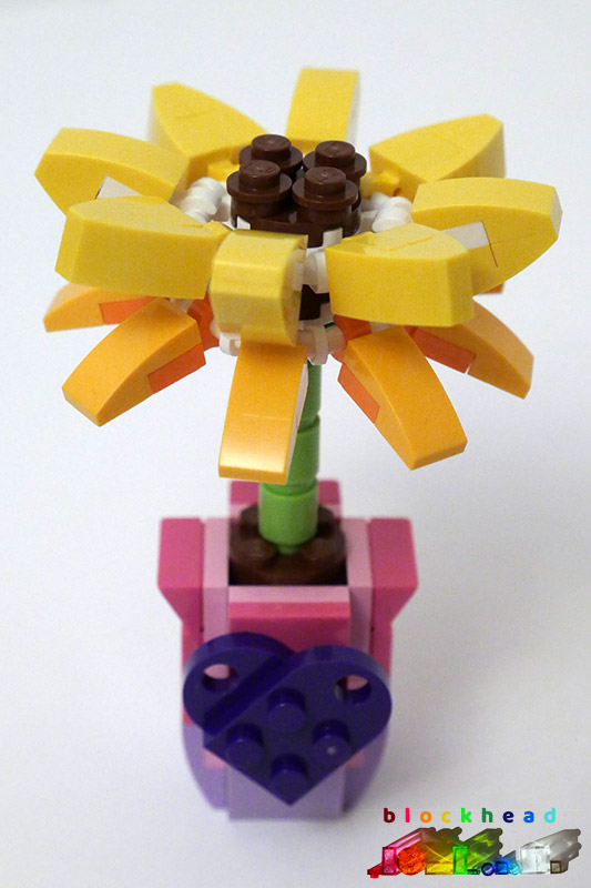30404 Friends Flower Built