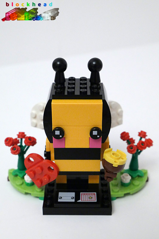 40271 Brickheadz Bee Built 1