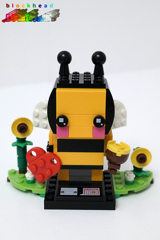 40271 Brickheadz Bee Built 2