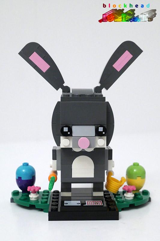 40271 Brickheadz Bunny Built