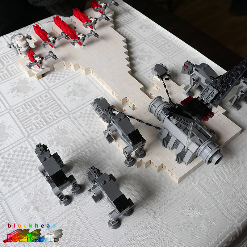 Brick Alley - March 2018 - Star Wars MOCs