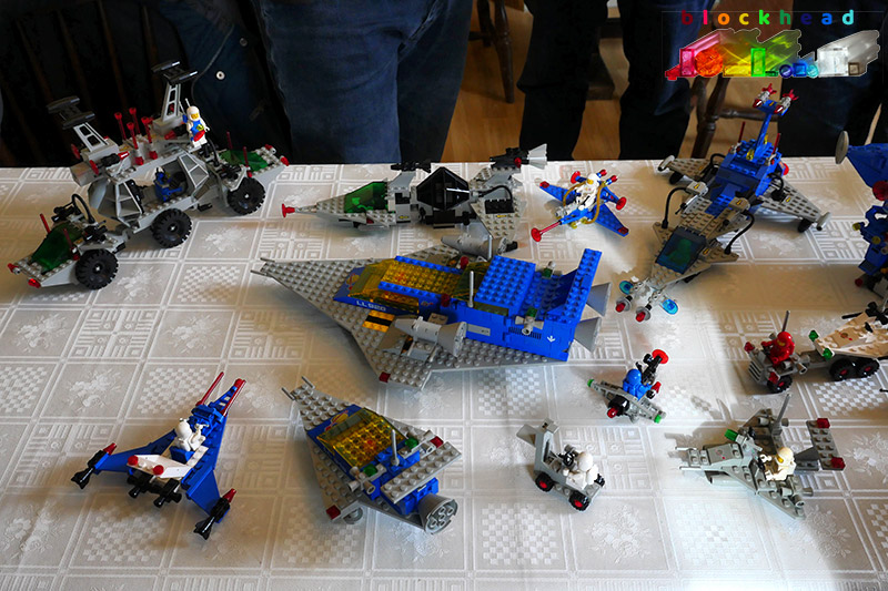 Brick Alley - March 2018 - Classic Space Collection