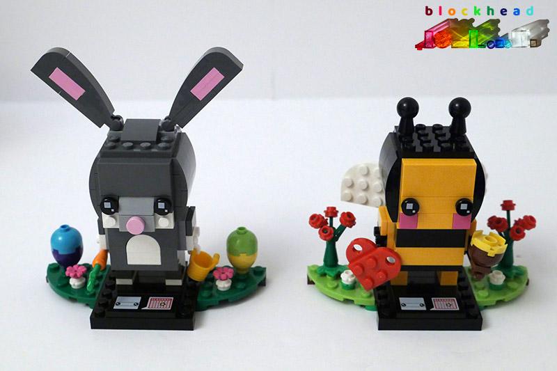 Brickheadz Bee & Bunny