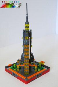 Separator Citadel - Rear