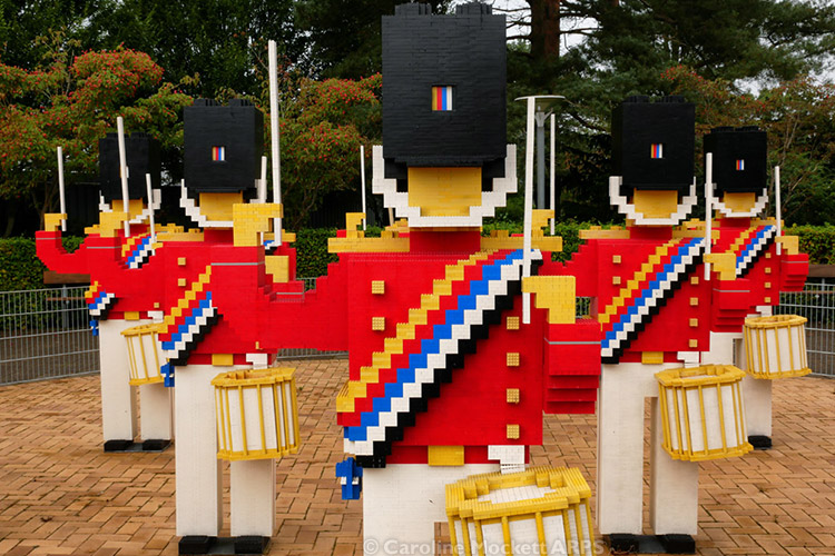 Soldiers On Parade, LEGOLand