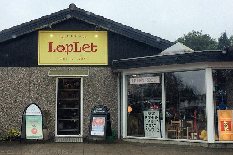 LopLet - Billund's Finest Flea Market