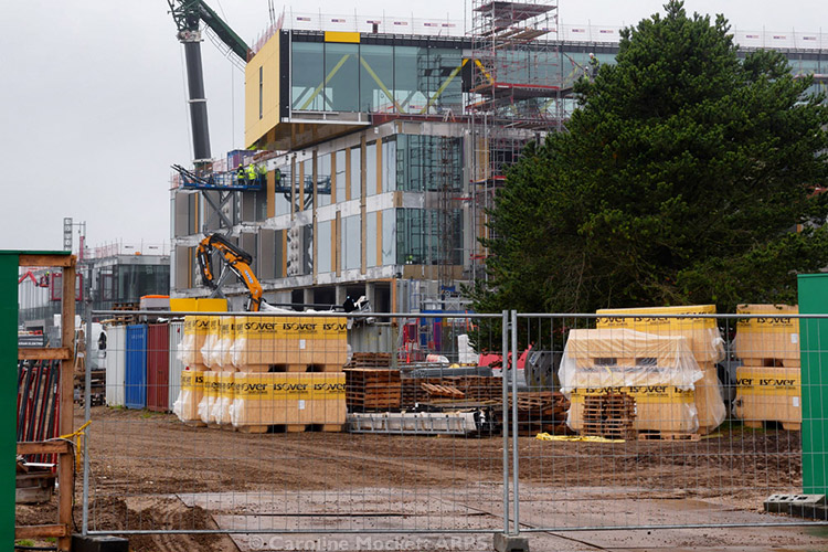 Building LEGO's New HQ in Billund