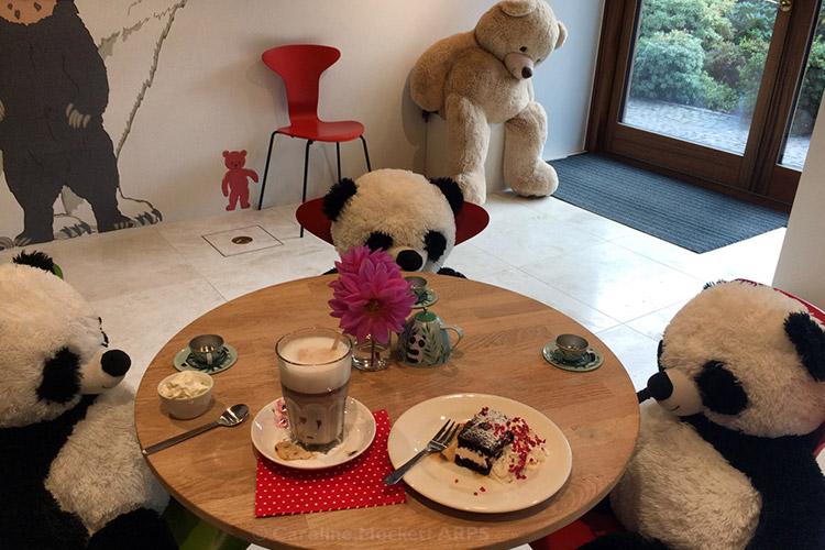 Bamse Museet - They Teddy Bear Museum