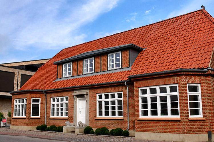 Ole Kirk's House
