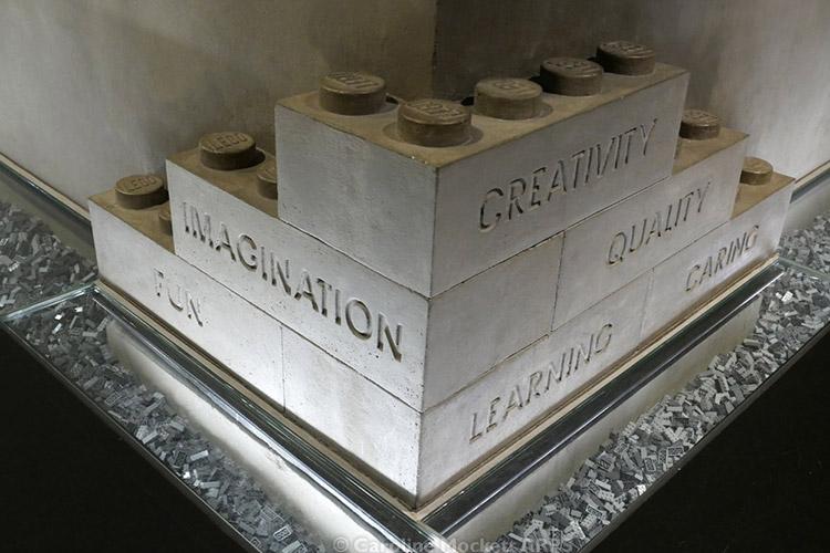 Bricks In The Basement