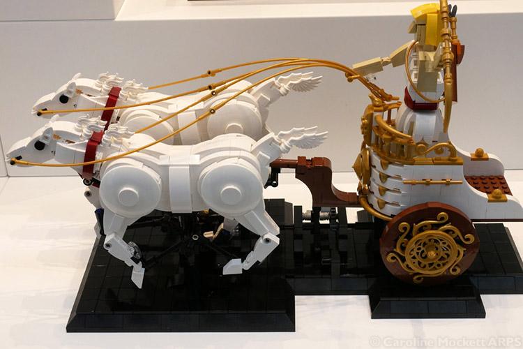 Chariot Race by Jason Allemann