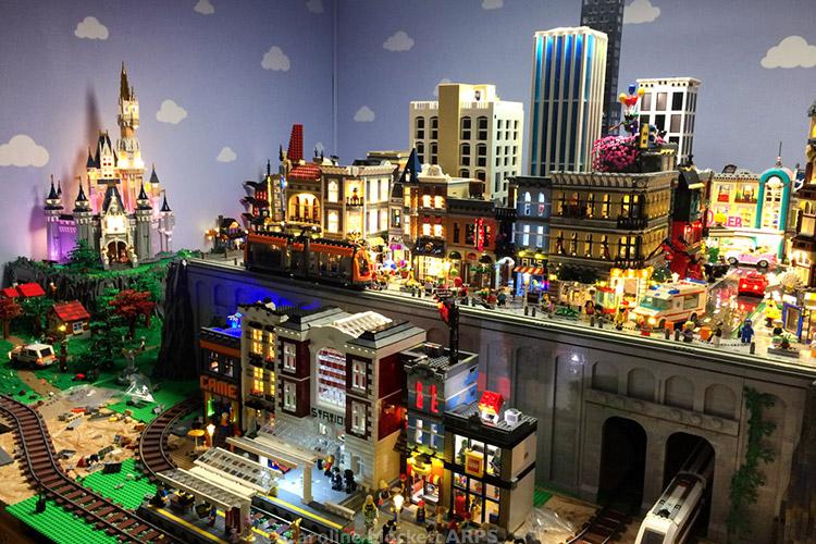 Bricksonville's Amazing City!